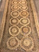 Indian jute rug