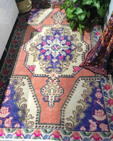Estara Vintage Turkish Rug