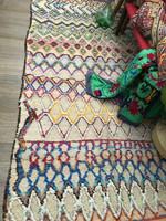 Baba Boucherouite Rug