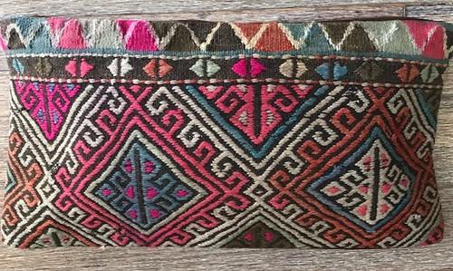 Vintage Kilim Cushion 13