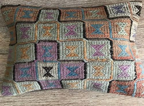 Vintage Kilim Cushion 17