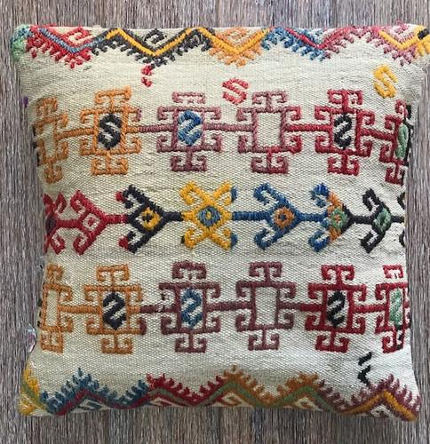 Vintage Kilim Cushion 45