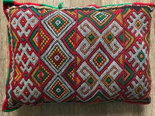 Shamla Vintage Berber Cushion