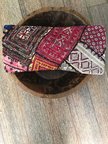 Hand Made Vintage Banjara Cushion 18