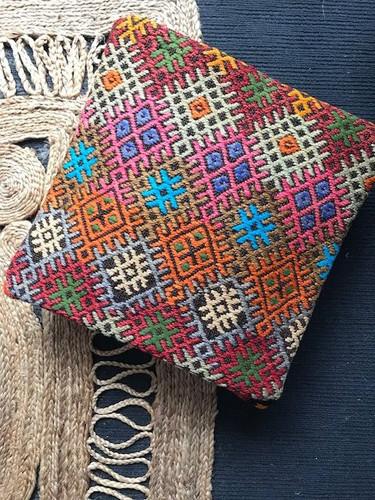 Peru Kilim Cushion