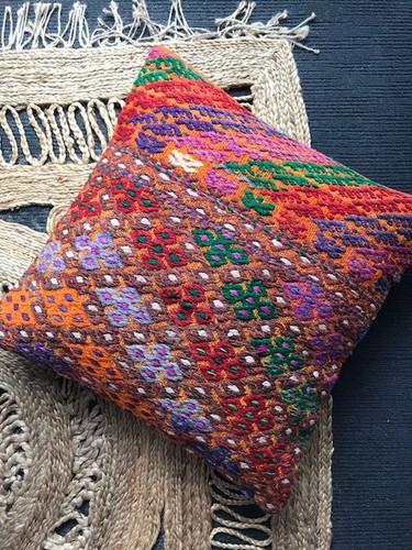 Meadow 2 Kilim Cushion - XL
