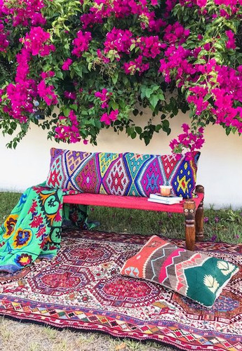 Arman Vintage Persian Rug