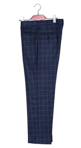 Mod trousers | George Harrison 1960s slim fit brown mohair trouser