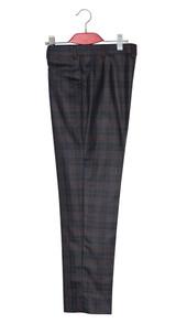Mod suit | Van Morrison 1960s slim fit charcoal trouser