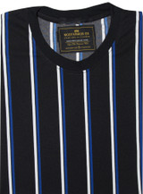 slim fit striped t-shirt