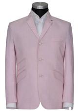 Brian Jones Seersucker pink colour men's blazer