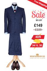George Harrison 1960s slim fit brown mohair suit, Size 40R Jacket, 34/IL30