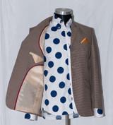 mod suit, dogtooth suit
