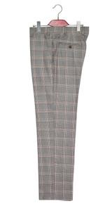 Mod trouser I Mick Taylor 1960s vintage style check trouser