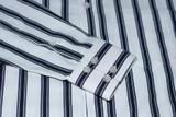 striped shirt, mod shirt