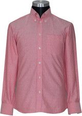 Pink color oxford shirt