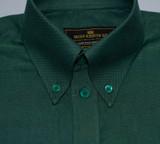 Oxford green shirt