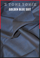 two tone suit