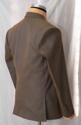 golden two tone suit