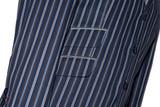 striped boating blazer