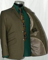 Original green two tone suit