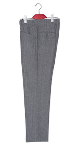 Weller 60's classic grey mod trouser for men