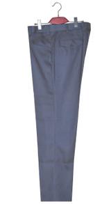 1960's mohair golden blue two tone mod trouser
