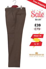 Mod trouser   Original mohair golden two tone mod trouser, Waist 38/ IL 31