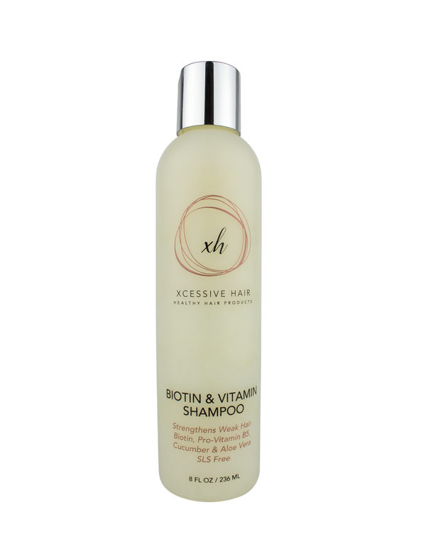 Biotin & Vitamin Shampoo