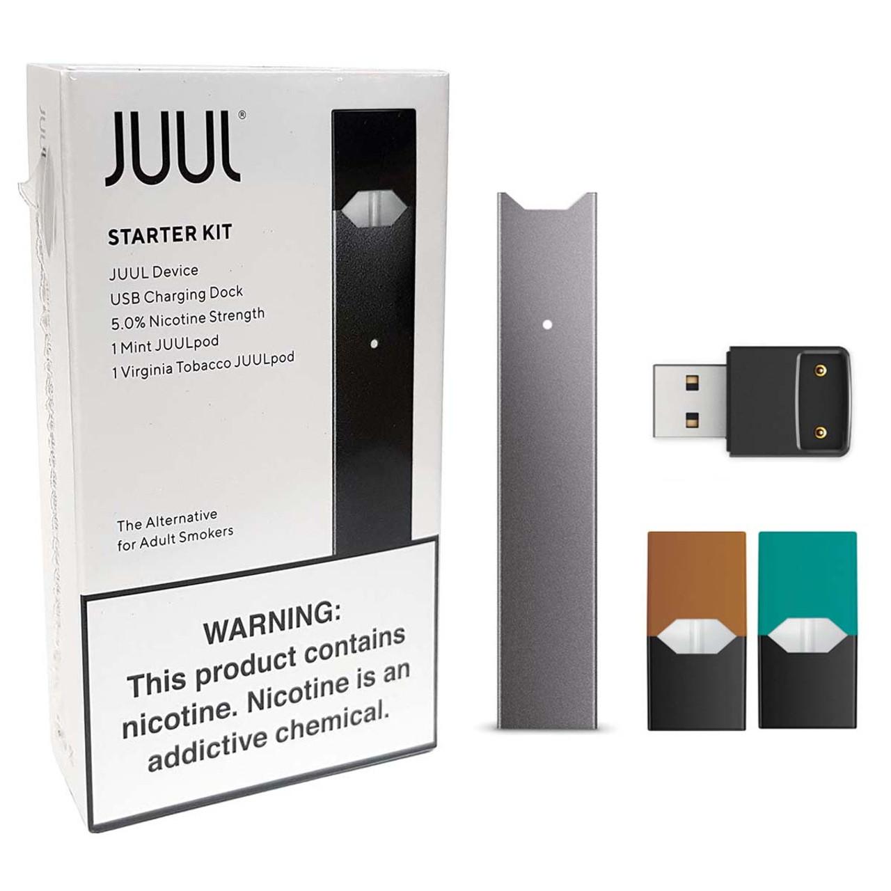 JUUL Starter Kit - 2 pack
