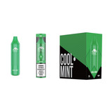 Wholesale Puff Xtra 3,500 Puffs Disposable Vape Devices Cool Mint