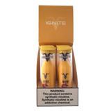 IGNITE V25 2500 Puffs - No Tobacco - Synthetic Nicotine Rechargeable Disposable Vapes