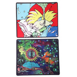 Wholesale dab mats 10 inches by 12 inches