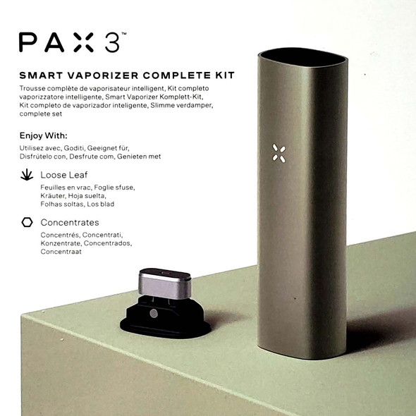 Wholesale Pax 3 smart vaporizer bronze