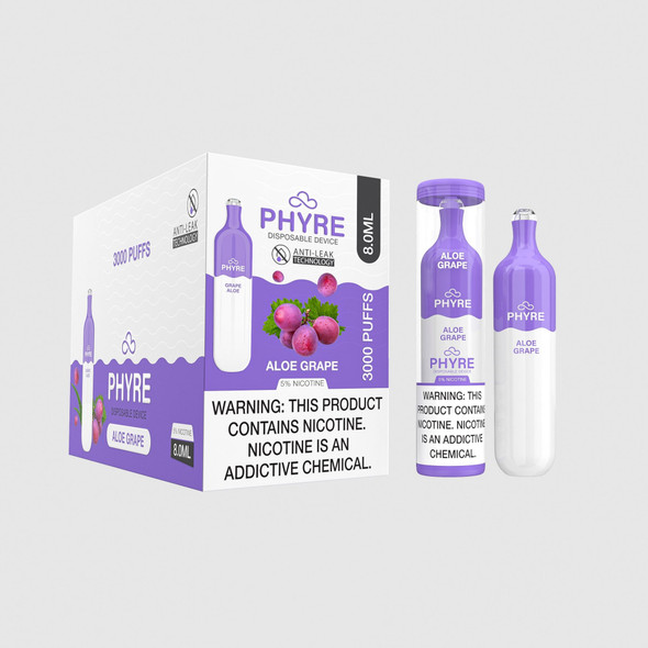 PHYRE 3,000 Puffs Disposable Vape