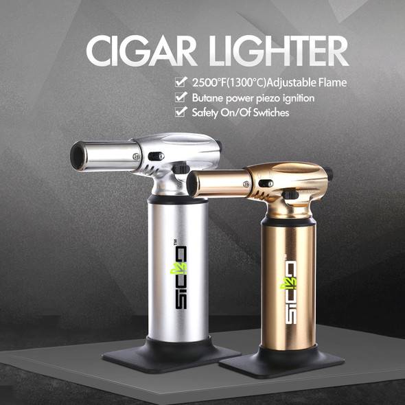 Sicko Butane Torch Cigar Lighter TRX400