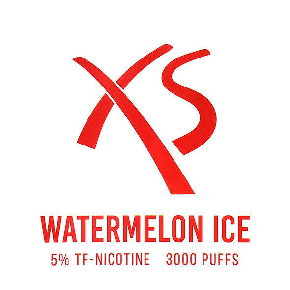 XS 3,000 Puffs Synthetic Nicotine Disposable Vapes