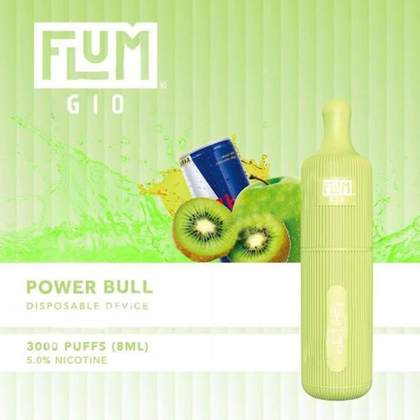 Flum GIO 3,000 Puffs Disposable Vape
