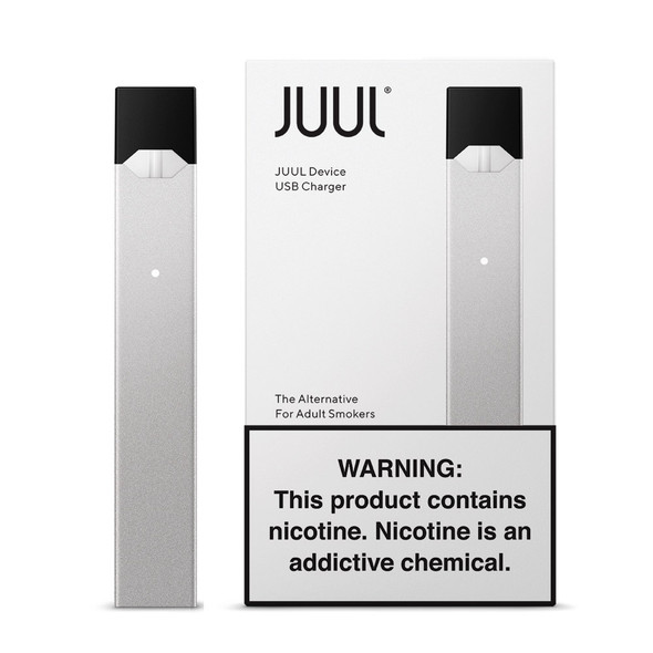 JUUL Basic Kit - Silver