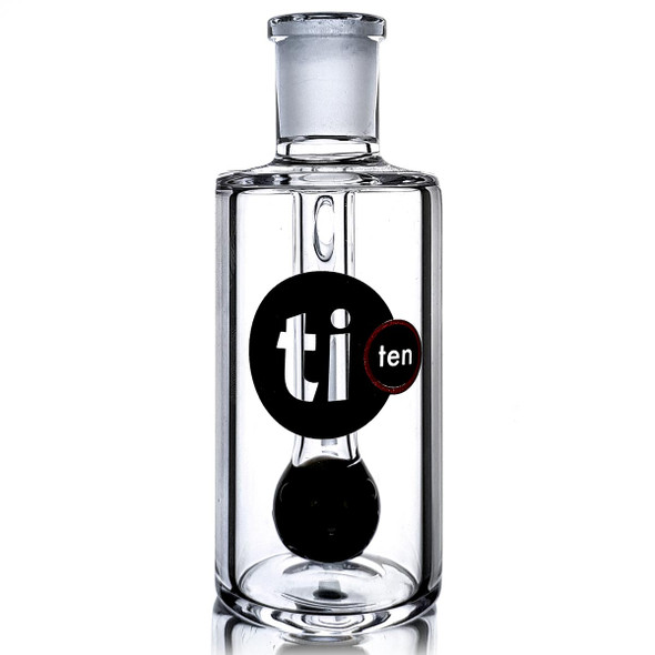 Titan Ash Catcher 10 black front