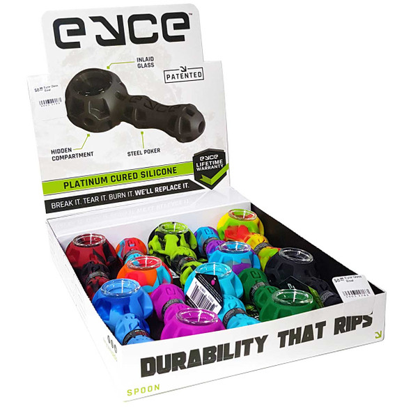 Eyce Spoon Silicone Hand Pipes