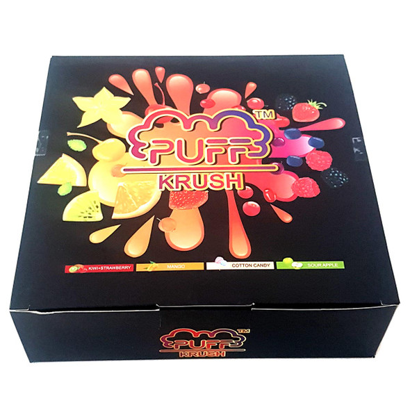 PUFF Krush Add-On Pre-Filled Vape Pods box