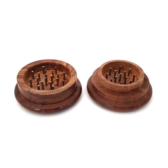 2 Inch Wood Grinder open