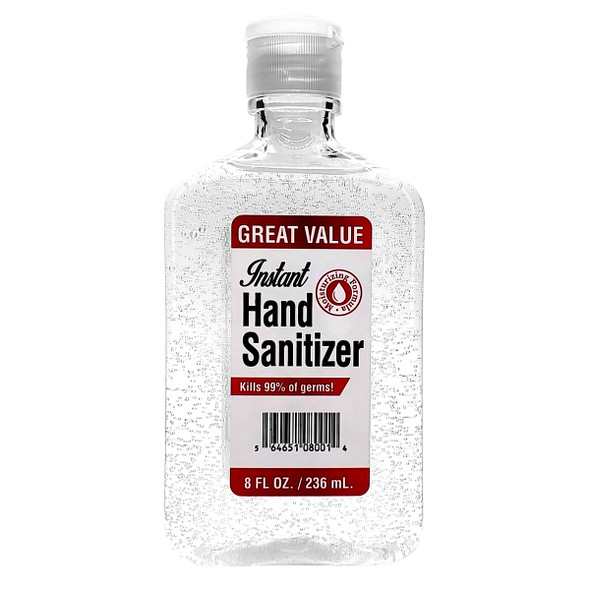 WHOLESALE Hand Sanitizer 8 fl oz (236ml)
