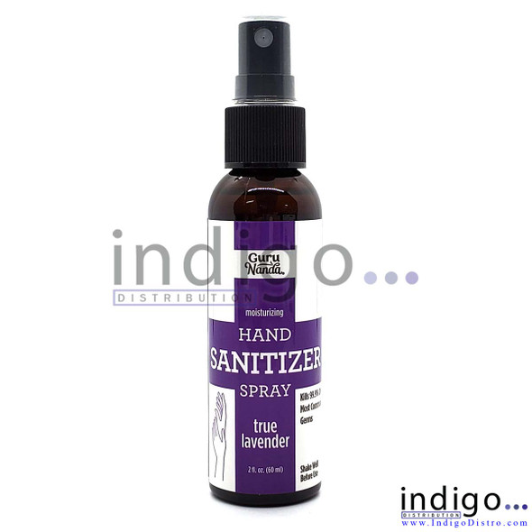 Wholesale Nanda Guru Moisturizing Hand Sanitizer Spray