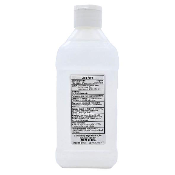 Hand Sanitizer 12 fl oz (354ml)