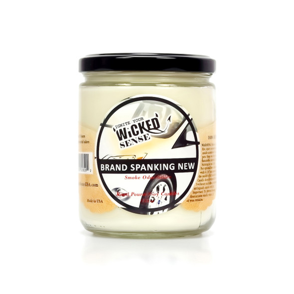 Wholesale Wicked Sense 13oz Soy Candles - Brand Spanking New