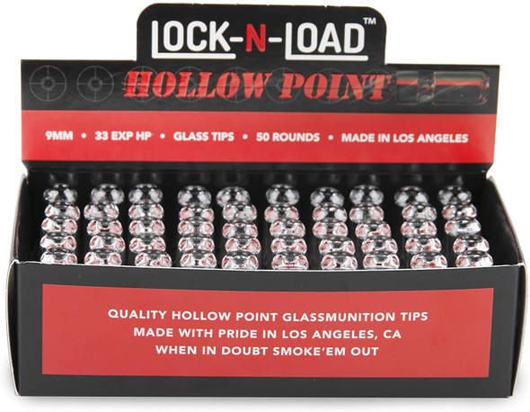 Wholesale Lock N Load glass joint tips