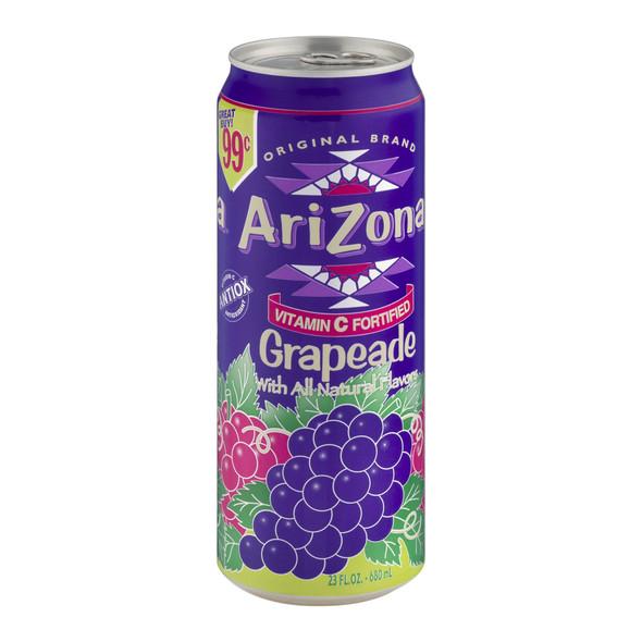 Wholesale Arizona Ice Tea Stash Can - Grapeade