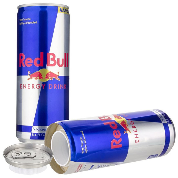 Wholesale Red Bull Energy Stash Can